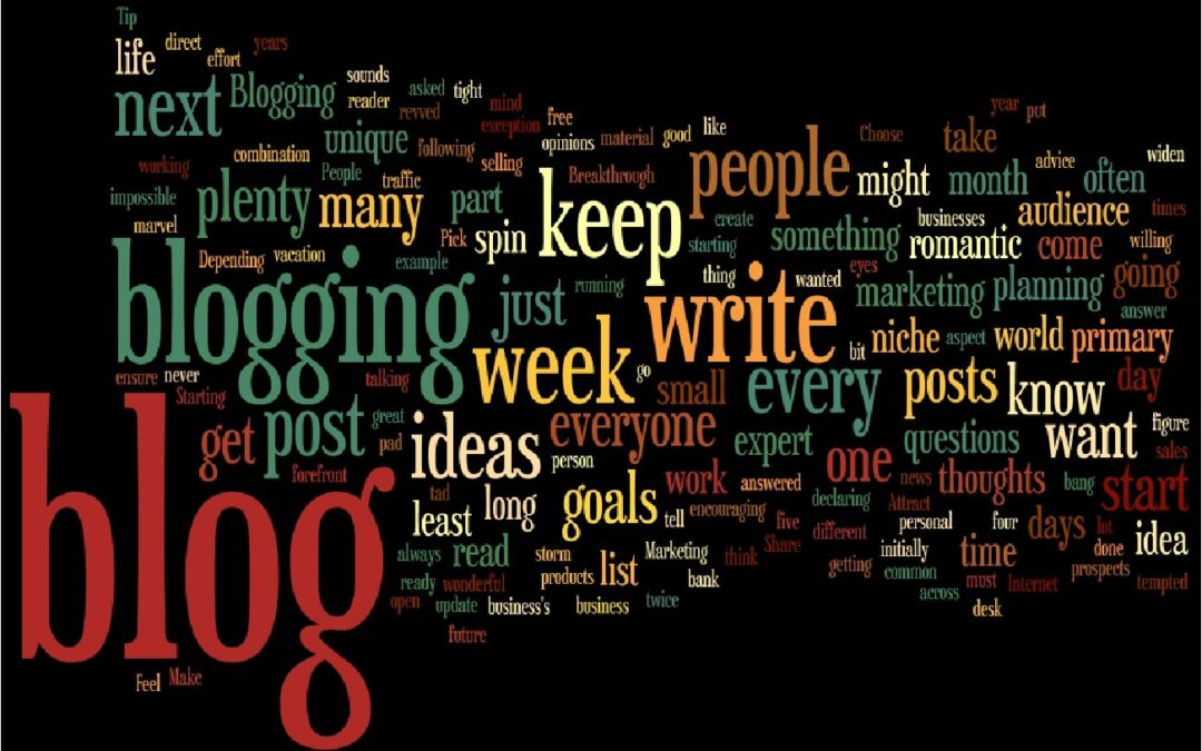 5 Ways to Improve Your Blogging and Drive Online Traffic