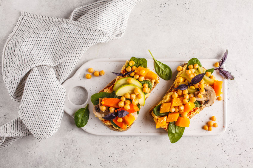 The Growing Plant-Based Foods Industry: The Time is Now!