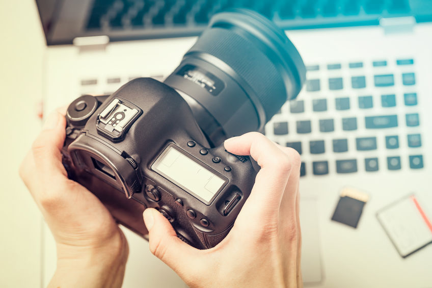 The Value of Good Professional Photography for Websites